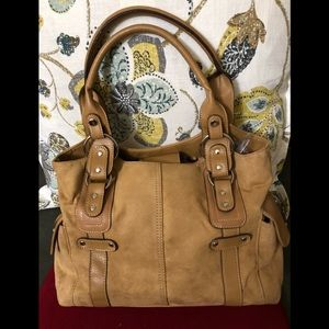 Handbags - Brown handbag